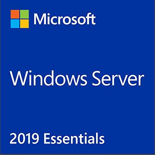 Microsoft Windows Server 2019 Essentials - 1 server (1-2 CPU)
