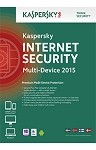 Kaspersky Internet Security Multi Device 3 device 1 YR 2015