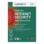 Kaspersky Internet Security Multi Device 1 device 1 YR 2015