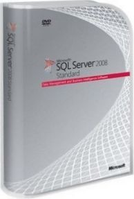 Microsoft SQL Server 2008 R2 Standard with 10 CALs