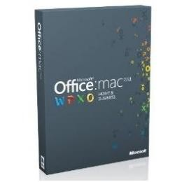 Microsoft Office 2011 Home and Business Mac oem