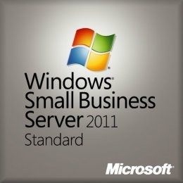 Small Business Server 2011 Standard 64-bit - 5 Device CALs (License Only)