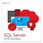 Microsoft SQL Server 2016 Standard + 10 CAL's - Instant Download 10 CAL's