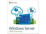 Microsoft Windows Server 2016 Essentials - 1 processor
