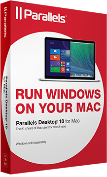 Parallels Desktop 10 for Mac Download