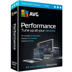 AVG Performance Unlimited devices 2016 1Yr