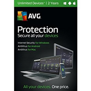 AVG Protection 2016 - 2YR Unlimited Devices