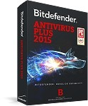 Bitdefender Antivirus Plus 2015 3 User 1 YR