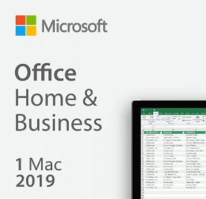 Microsoft Office 2019 Home Business MAC - Download