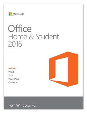Microsoft Office 2016 Home and Student - Win Download