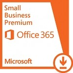 Microsoft Office 365 Small Business 1 Yr Sub