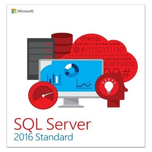 Microsoft SQL Server 2016 Standard - Digital Download License