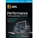 AVG Performance Unlimited devices 2016 2Yr