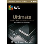 AVG Ultimate Protection 2016 - 1YR Unlimited Devices