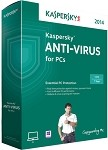 Kaspersky AntiVirus 2014 1PC