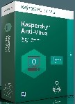Kaspersky Anti-Virus 2017 -5 Devices, 1-Year
