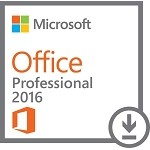 Microsoft Office 2016 Professional PC ESD (Digital Code)