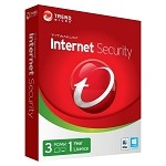 Trend Micro Internet Security 2014 3PC