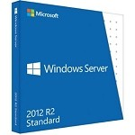 Microsoft Windows 2012 std server R2 2CPU  OEM