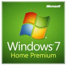 Microsoft Windows 7 Home Premium SP1 32/64-bit (Downloadable)