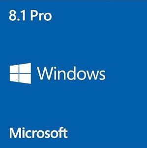 Microsoft Windows 8.1 Pro Full version