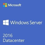 Microsoft Windows Server 2016 Datacenter - Up to 16 CPU or cores