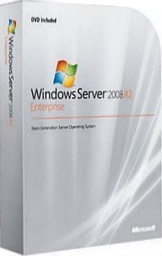 Microsoft Windows Server 2008 Enterprise R2 with 10 CALs OEM