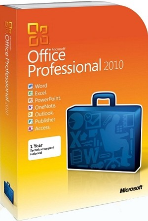 Microsoft Office 2010 Professional DOWNLOAD ONLY-Promo