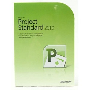 Microsoft Project 2010 Standard (Download)