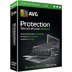 AVG Protection 2016 - 1YR Unlimited Devices