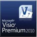 Microsoft Visio 2010 Premium Full Version (Promotional Label)